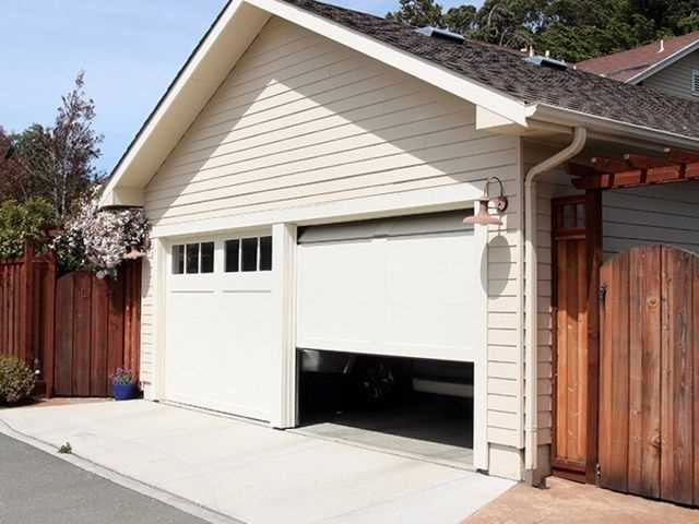Dream Home And Garage Door Design