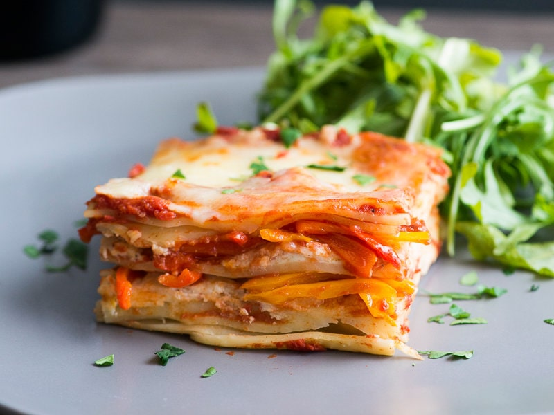 Lasagna a Wholesome Meal